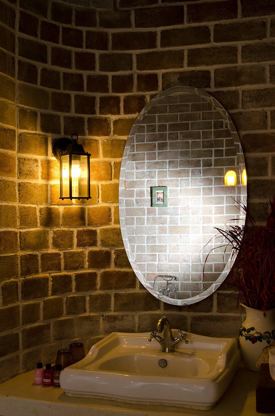 Фотография: Ванная в стиле Прованс и Кантри, Классический, Современный, Декор интерьера, Квартира, Дом, Декор дома, Стена – фото на INMYROOM