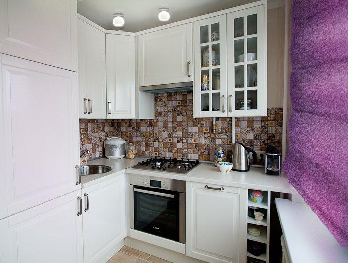 Фотография: Кухня и столовая в стиле Скандинавский, Современный, Малогабаритная квартира, Квартира, Дома и квартиры, IKEA, Переделка – фото на INMYROOM
