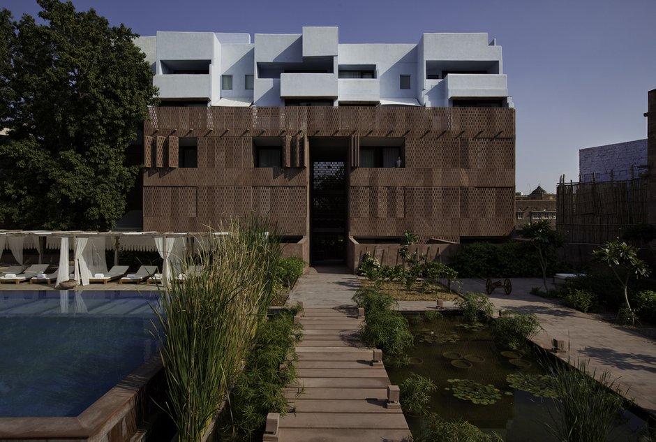 Фотография: Архитектура в стиле Современный, Дома и квартиры, Городские места, Бразилия – фото на InMyRoom.ru