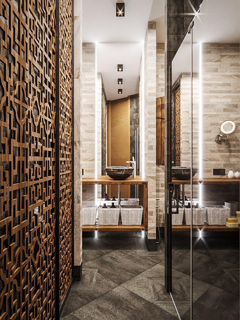 Фотография:  в стиле , Проект недели, Москва, Диана Мальцева, 2 комнаты, 40-60 метров – фото на INMYROOM