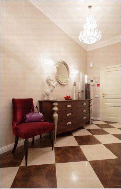 Фотография: Прихожая в стиле Современный, Квартира, Дома и квартиры, Проект недели, Москва – фото на INMYROOM