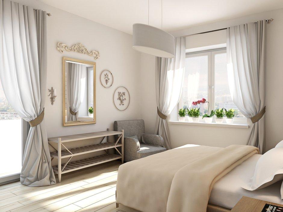 Фотография: Спальня в стиле , Лофт, Декор интерьера, Квартира, Дома и квартиры, Проект недели, Надя Зотова – фото на INMYROOM
