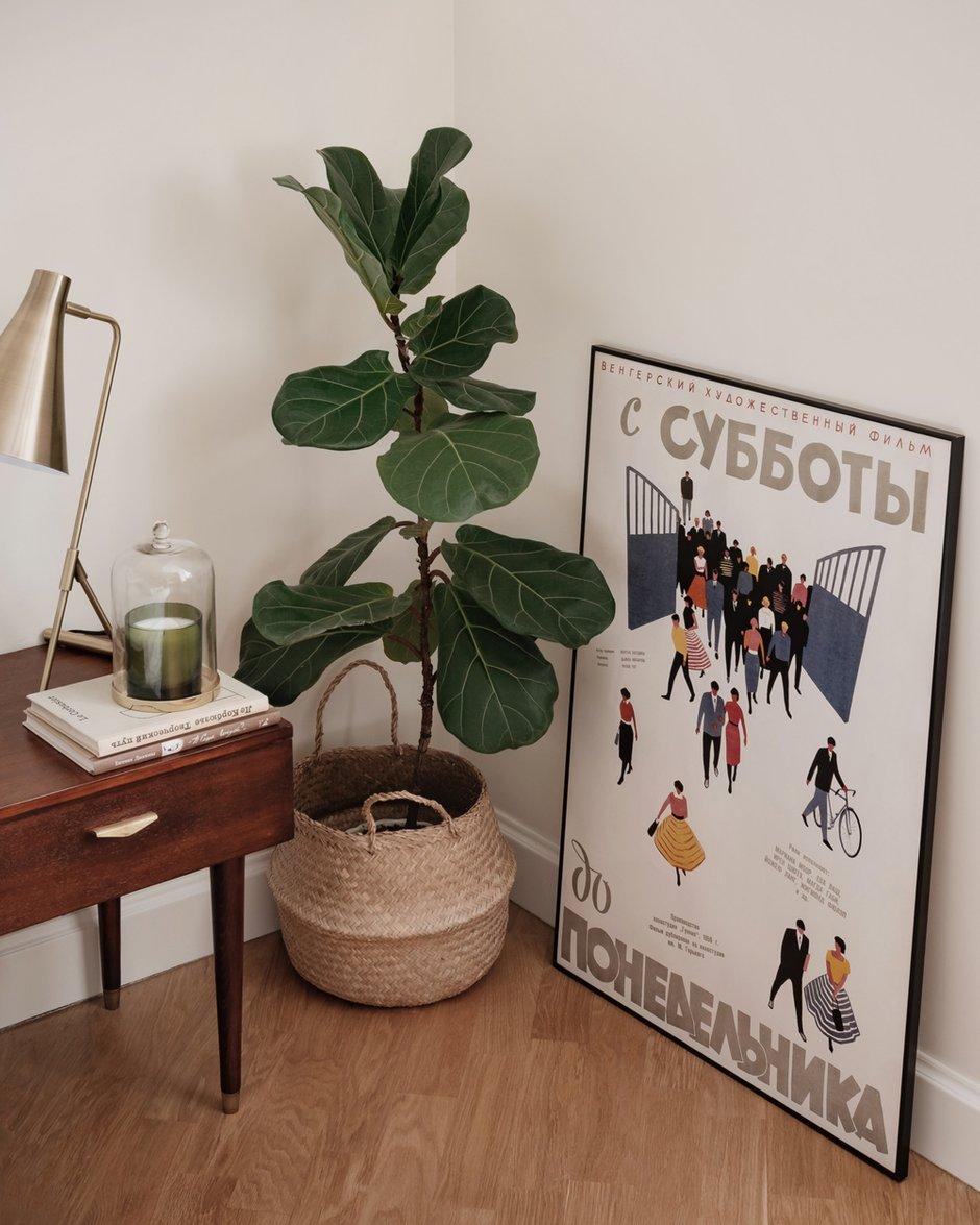 Фотография: Кабинет в стиле Скандинавский, Проект недели – фото на INMYROOM