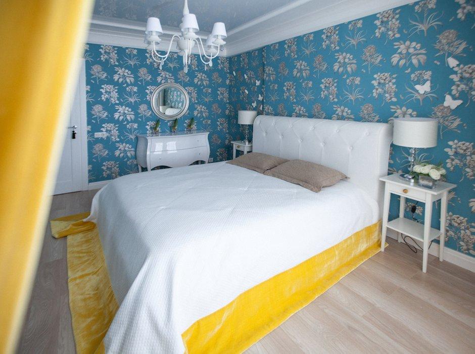 Фотография: Спальня в стиле , Эклектика, Интерьер комнат, Проект недели – фото на INMYROOM