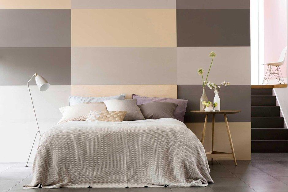Фотография: Спальня в стиле Современный, Декор интерьера, Дизайн интерьера, Цвет в интерьере, Советы, Dulux, Серый – фото на INMYROOM
