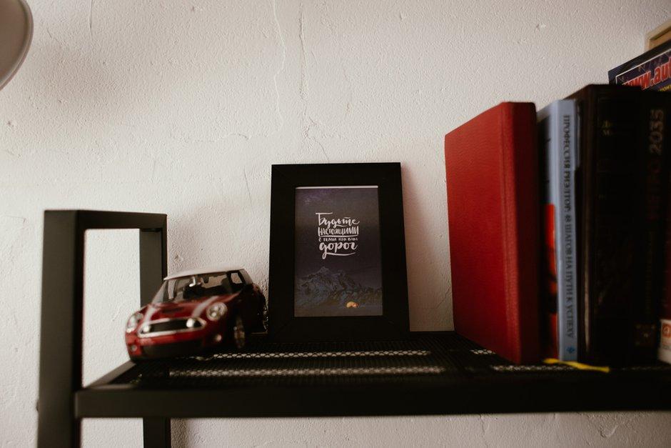 Фотография:  в стиле , Скандинавский, Квартира, Студия, Проект недели, Мансарда, Сочи, Кирпичный дом, Мария Панченко, 40-60 метров – фото на INMYROOM