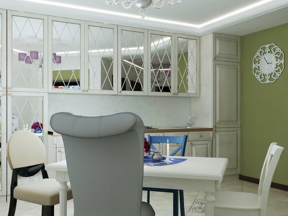 Фотография: Кухня и столовая в стиле , Декор интерьера, Квартира, Calligaris, Дома и квартиры, IKEA, Проект недели – фото на INMYROOM