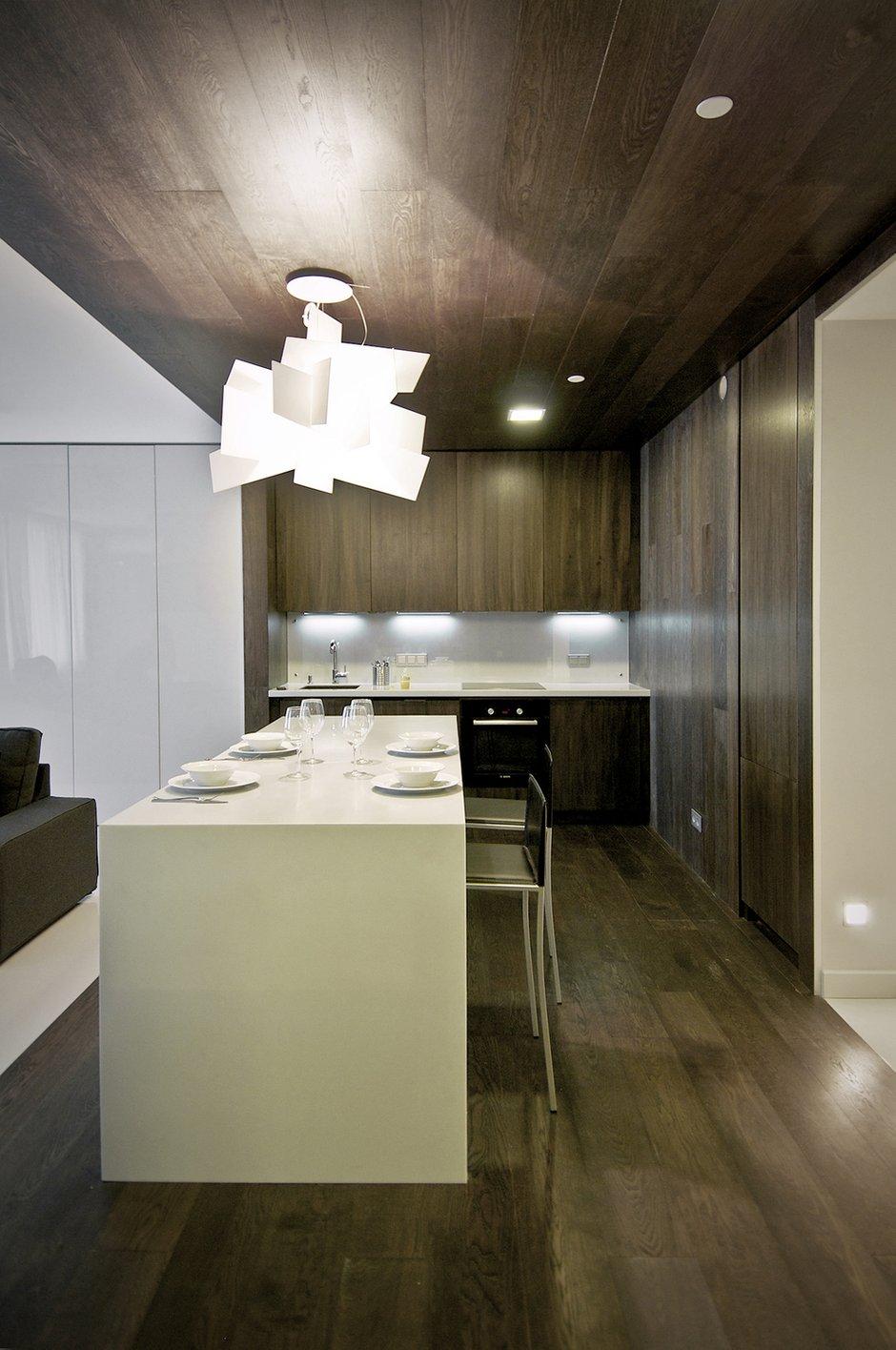 Фотография: Кухня и столовая в стиле Лофт, Современный, Квартира, Дома и квартиры, IKEA, Проект недели – фото на INMYROOM