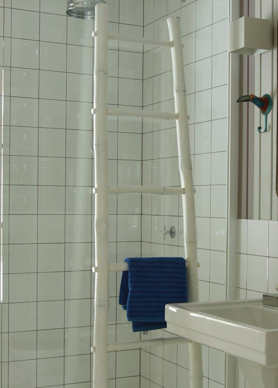 Фотография: Декор в стиле , Ванная, Интерьер комнат, Цвет в интерьере, Белый, Проект недели – фото на INMYROOM