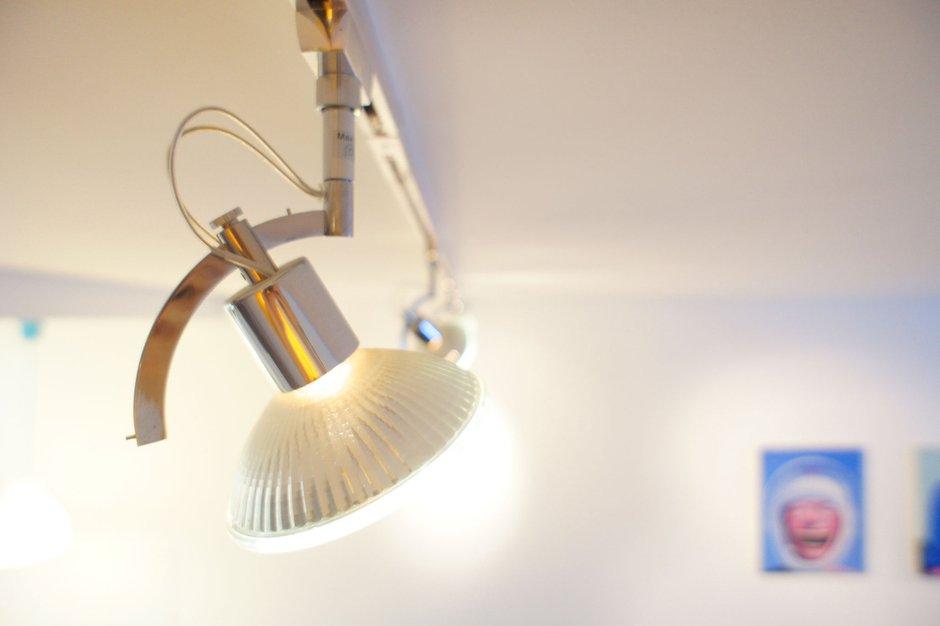 Фотография: Мебель и свет в стиле Современный, Скандинавский, Эклектика, Квартира, Белый, Проект недели, Голубой, Интервью – фото на INMYROOM