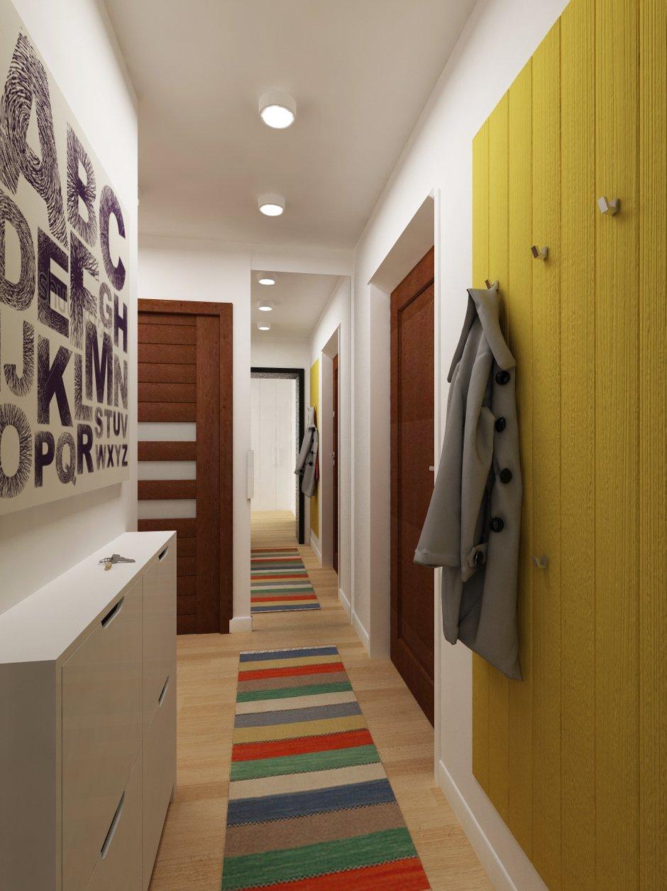 Фотография: Прихожая в стиле Скандинавский, Современный, Декор интерьера, Квартира, Дома и квартиры, IKEA, Проект недели, Градиз – фото на INMYROOM