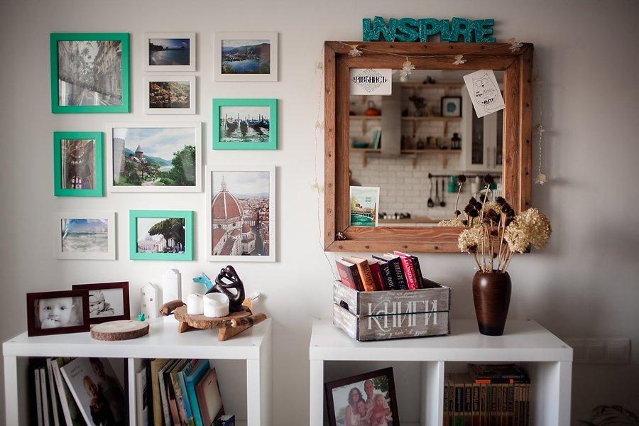 Фотография:  в стиле , Скандинавский, Квартира, Проект недели, Москва, 4 и больше, Более 90 метров, Сбербанк – фото на INMYROOM