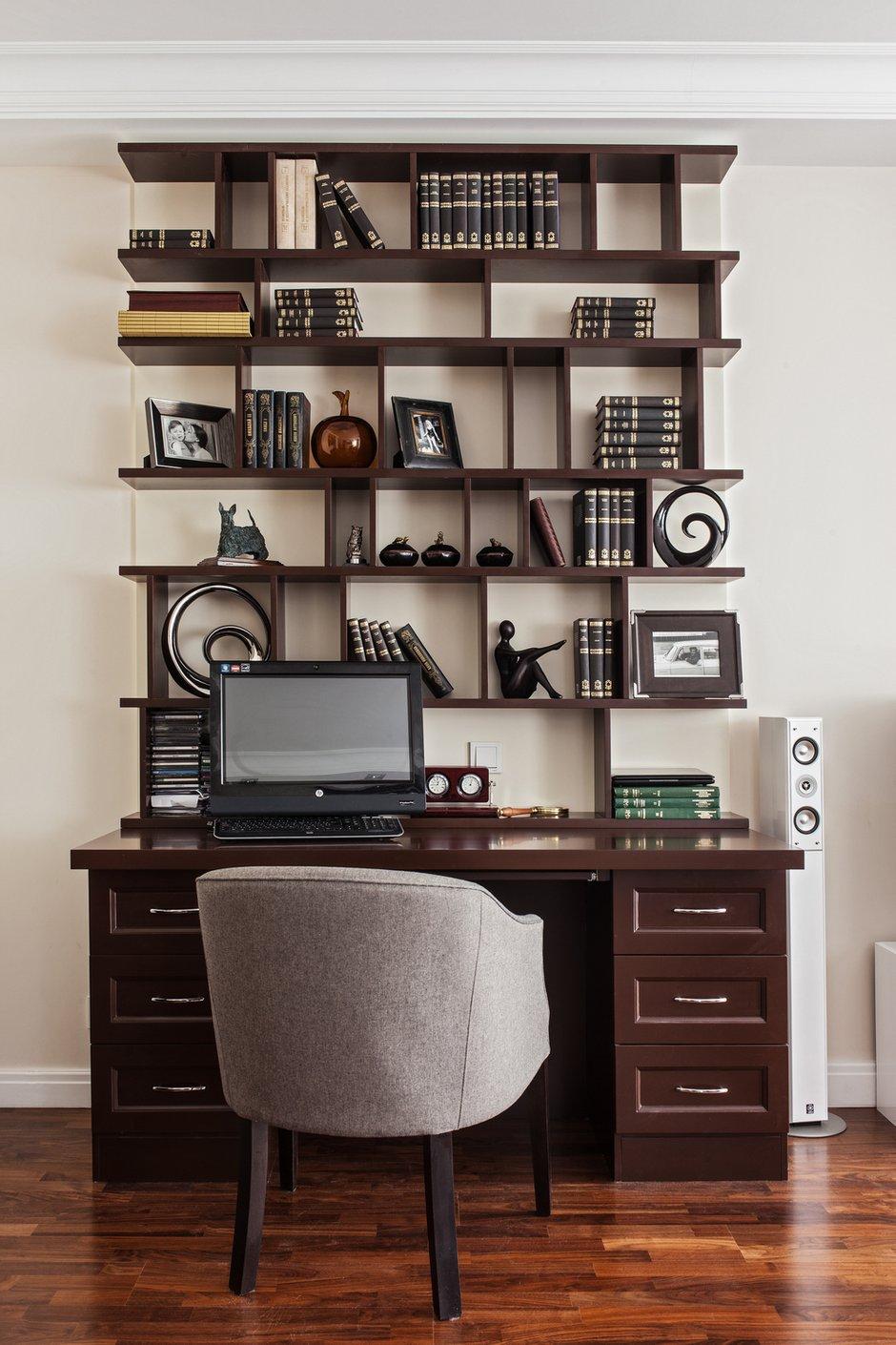 Фотография: Офис в стиле Современный, Квартира, Hudson Valley, Vistosi, Дома и квартиры, Проект недели, Porada – фото на INMYROOM