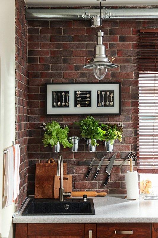 Фотография: Кухня и столовая в стиле Прованс и Кантри, Лофт, Классический, Эклектика, Дом, Проект недели – фото на InMyRoom.ru