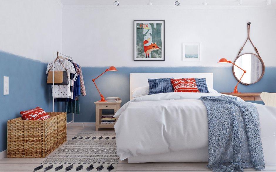 Фотография: Спальня в стиле Скандинавский, Квартира, Дома и квартиры, IKEA, Проект недели – фото на INMYROOM