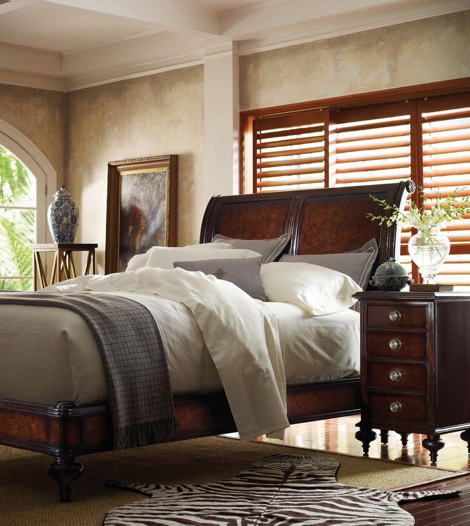 Фотография: Спальня в стиле Классический, Дизайн интерьера, Колониальный – фото на INMYROOM