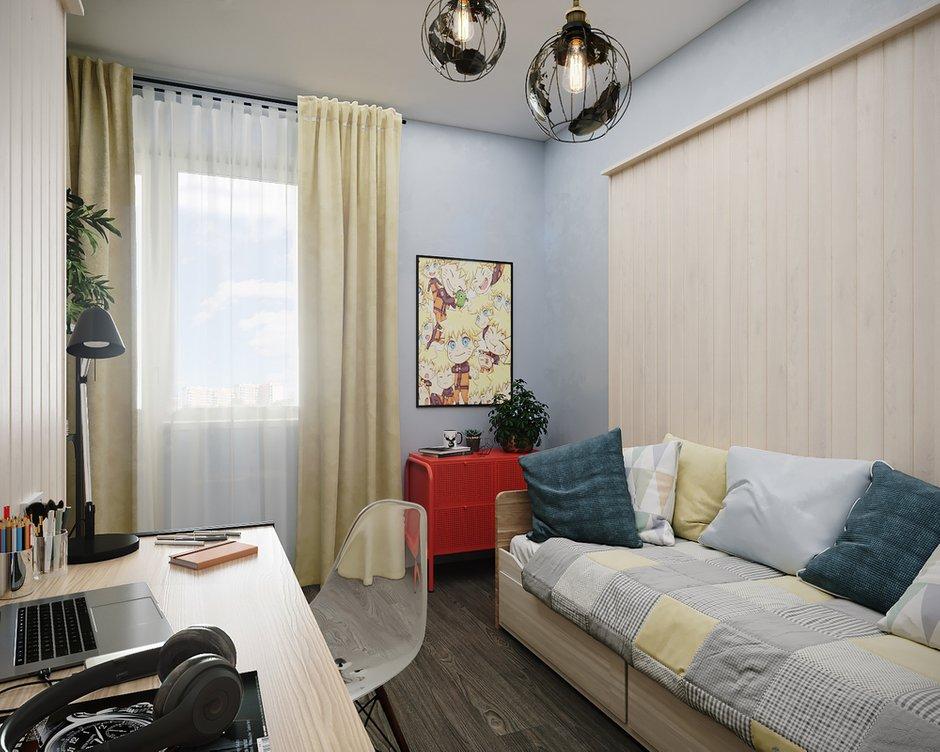 Фотография: Детская в стиле Современный, Квартира, Советы, 2 комнаты, #каксэкономить, Светлана Удзилаури – фото на INMYROOM