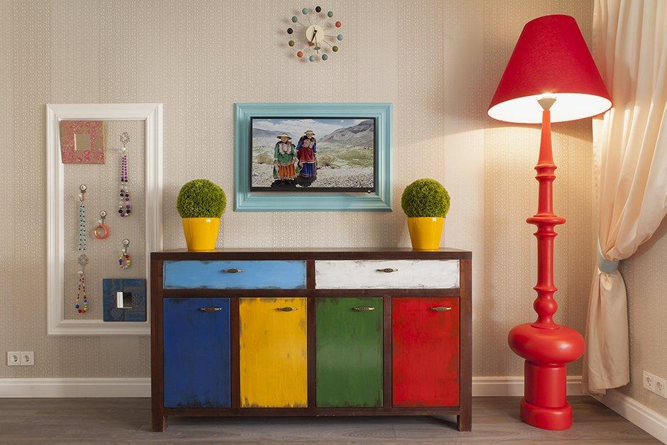 Фотография: Декор в стиле Прованс и Кантри, Эклектика, Квартира, Дома и квартиры, И-155 – фото на INMYROOM