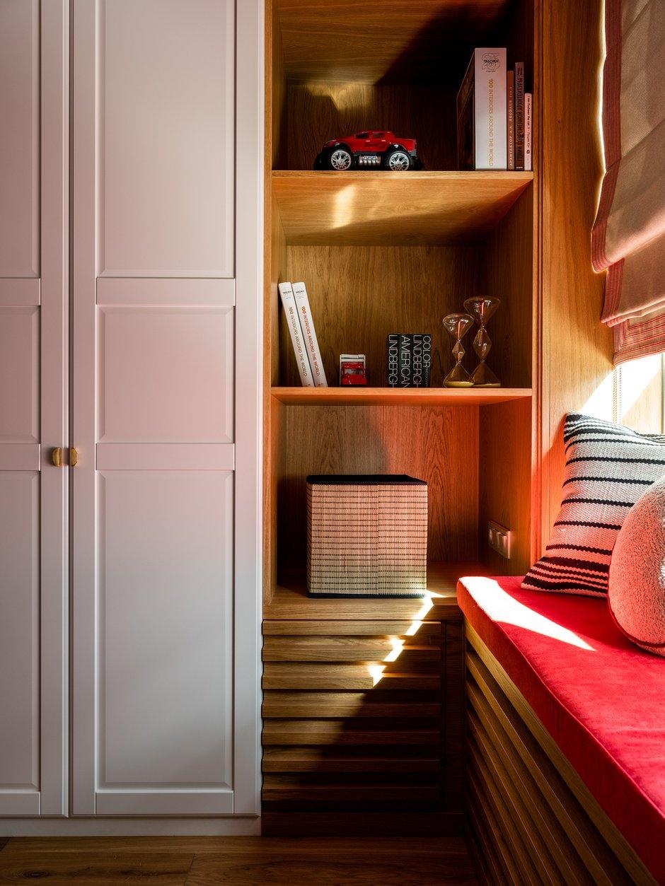 Фотография: Детская в стиле Современный, Проект недели, Москва, 4 и больше, 60-90 метров, Make Interiors, Влада Петерсон – фото на INMYROOM