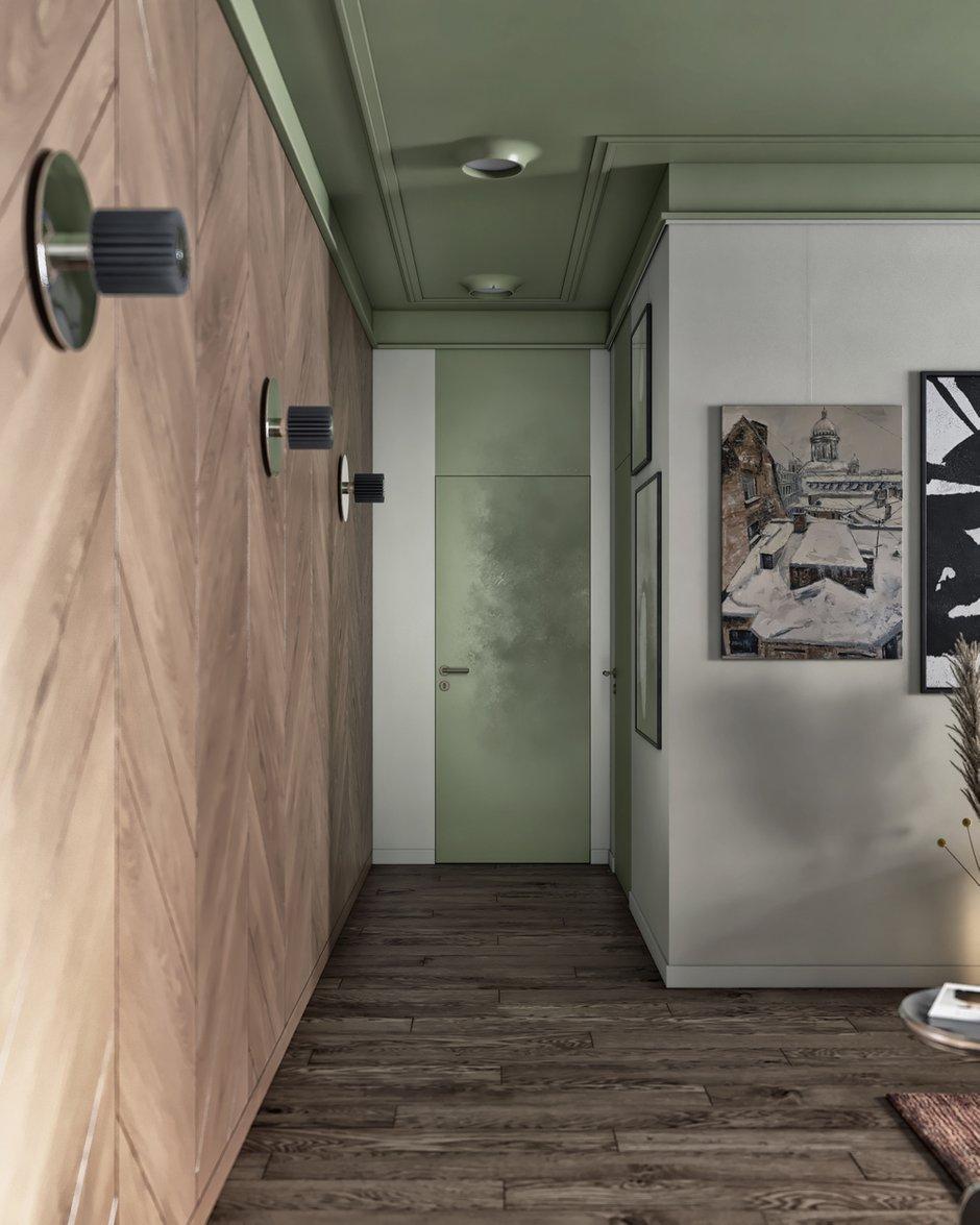 Фотография: Прихожая в стиле Современный, Эклектика, Квартира, Проект недели, Санкт-Петербург, ToTaste, 3 комнаты, Более 90 метров – фото на INMYROOM