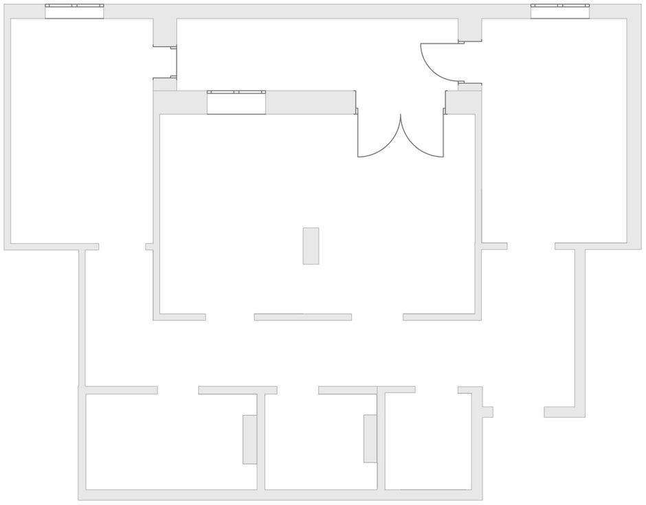 Фотография: Планировки в стиле , Квартира, Дома и квартиры, IKEA, Проект недели – фото на INMYROOM