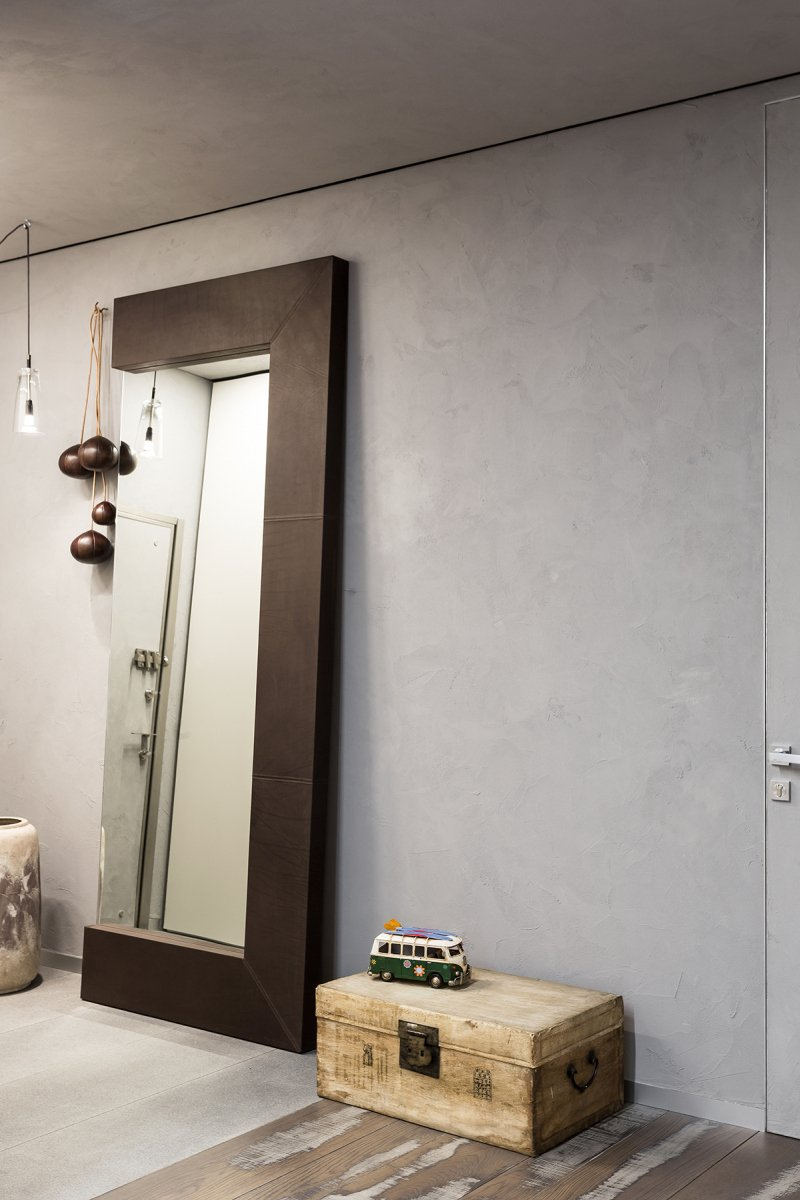 Фотография: Прихожая в стиле Лофт, Квартира, Дома и квартиры, Минимализм – фото на INMYROOM