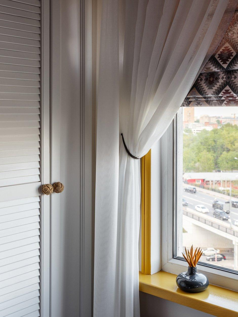 Фотография:  в стиле , Квартира, Проект недели, Москва, КОПЭ, Даша Ухлинова, Панельный дом, 3 комнаты, 60-90 метров – фото на INMYROOM