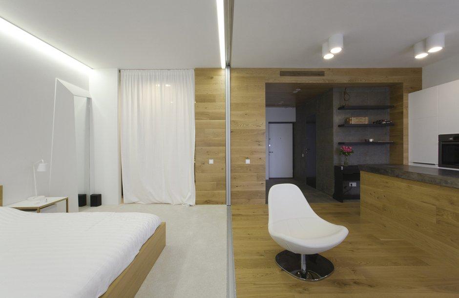 Фотография: Спальня в стиле Современный, Декор интерьера, Квартира, Дома и квартиры, IKEA, Перегородки – фото на INMYROOM