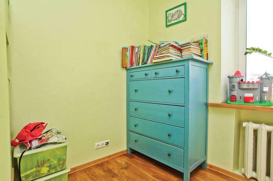 Фотография: Детская в стиле Прованс и Кантри, Квартира, Дома и квартиры, Перепланировка – фото на INMYROOM