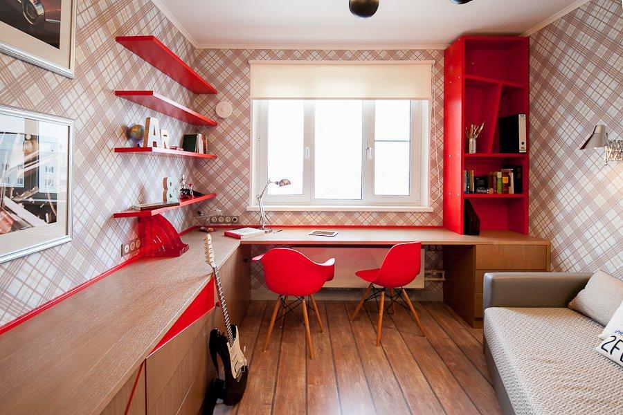 Фотография: Офис в стиле Современный, Детская, Интерьер комнат, Лондон – фото на INMYROOM