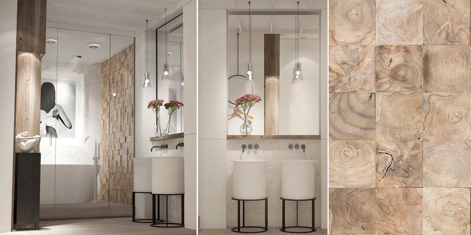 Фотография: Прихожая в стиле Классический, Эклектика, Декор интерьера, Квартира, Белый, Проект недели, Бежевый – фото на INMYROOM