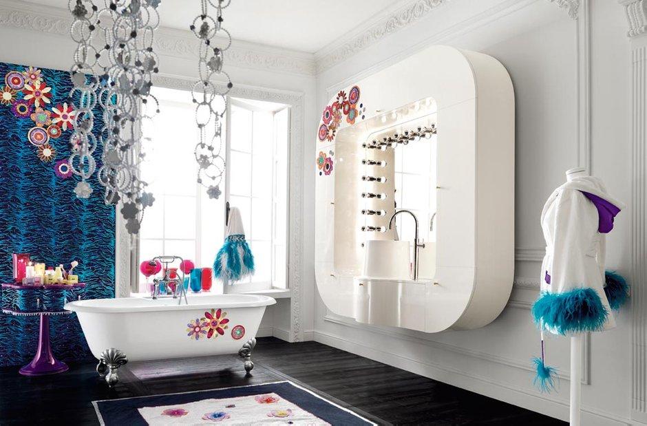Фотография: Ванная в стиле Классический, Современный, Эклектика, Спальня, Декор интерьера, Интерьер комнат, AltaModa, Проект недели – фото на INMYROOM