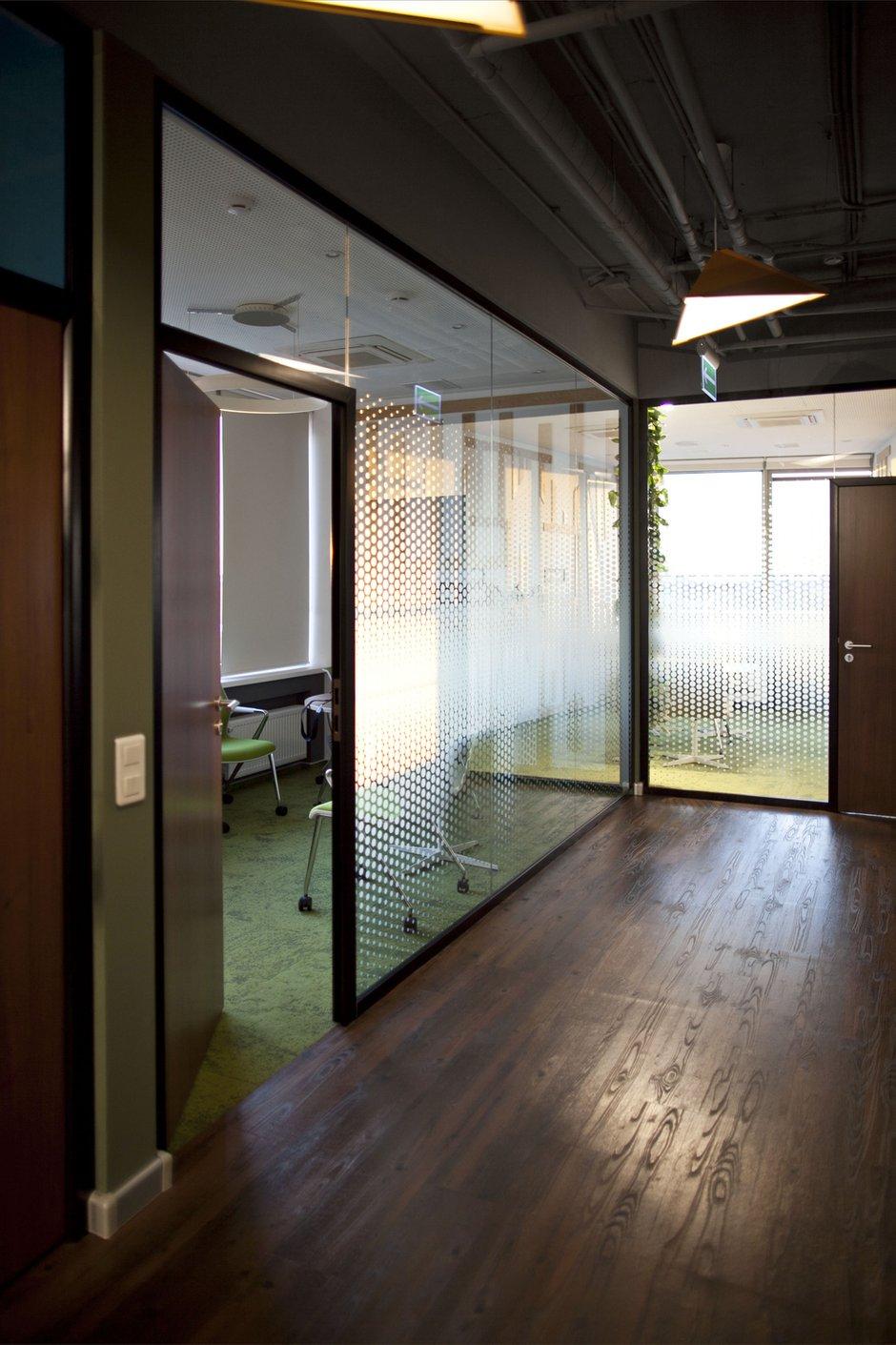 Фотография: Офис в стиле Лофт, Офисное пространство – фото на InMyRoom.ru