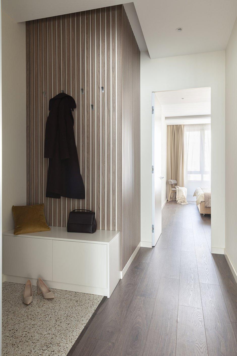 Фотография: Прихожая в стиле Современный, Квартира, Проект недели, Москва, 2 комнаты, 60-90 метров, Мария Ничипоренко – фото на INMYROOM