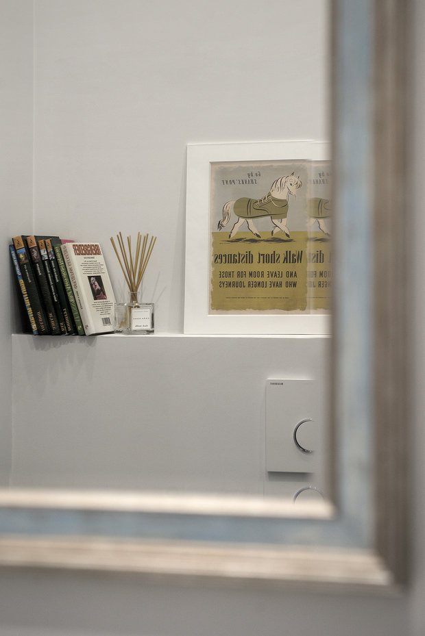 Фотография:  в стиле , Современный, Квартира, Проект недели, Москва, Валерия Дзюба, Nido Interiors, новостройка – фото на InMyRoom.ru