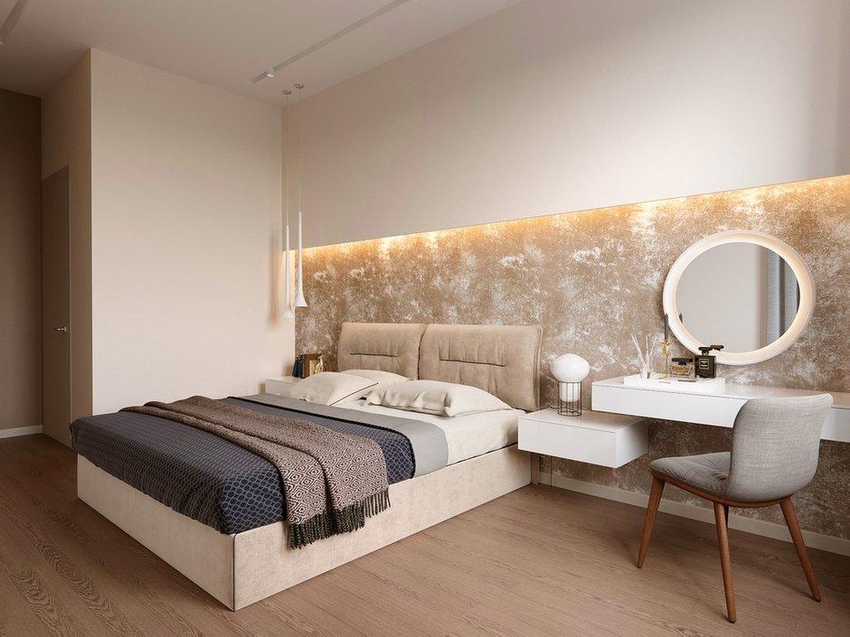 Фотография: Спальня в стиле Современный, Miele, Проект недели, 2 комнаты – фото на INMYROOM