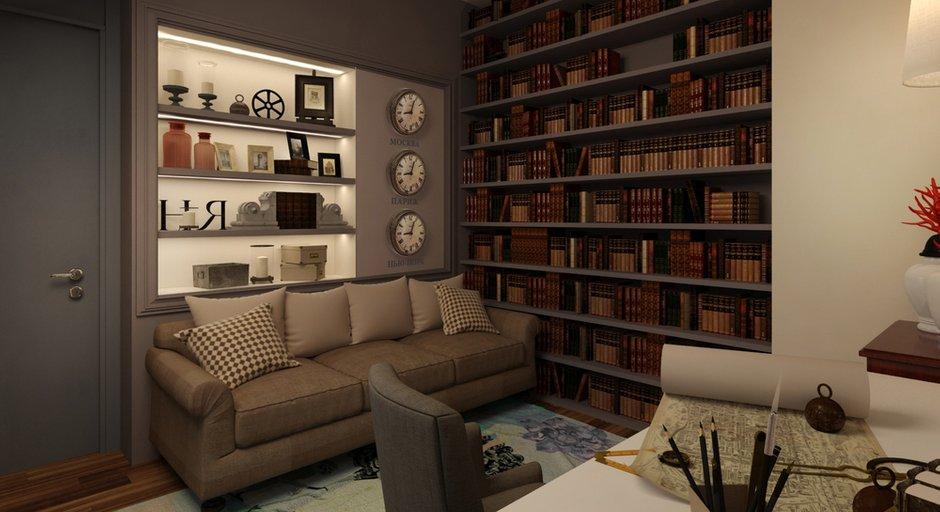 Фотография: Декор в стиле , Квартира, Дома и квартиры, Проект недели, Переделка – фото на INMYROOM
