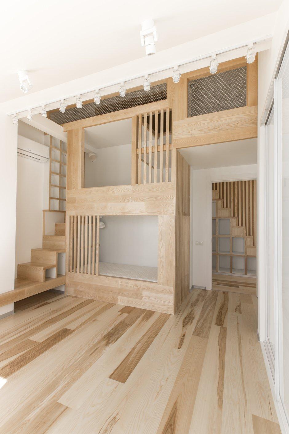 Фотография: Спальня в стиле Лофт, Детская, Интерьер комнат, IKEA – фото на INMYROOM