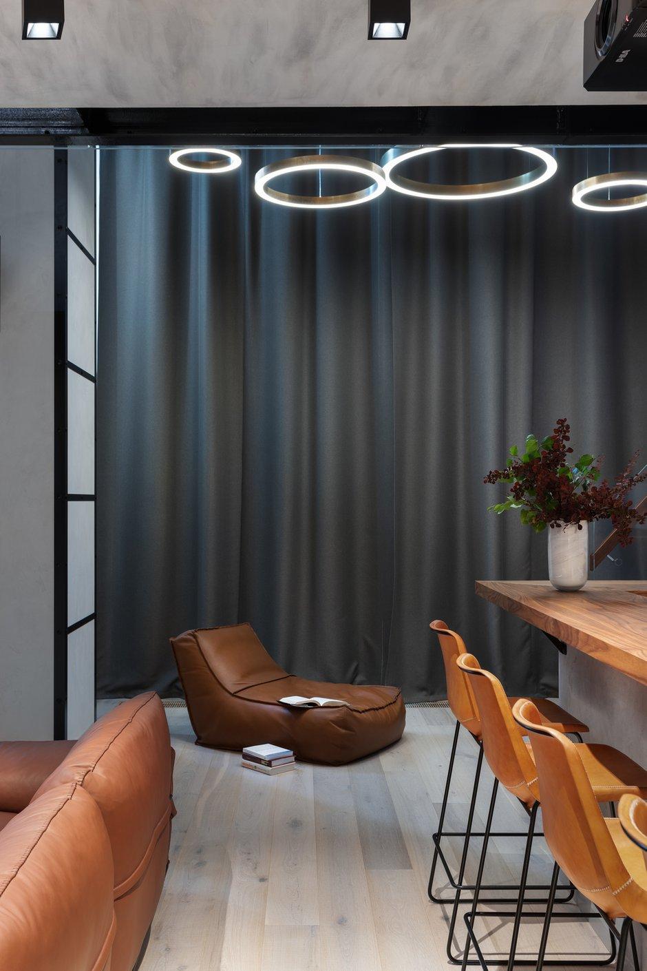 Фотография: Кухня и столовая в стиле Современный, Лофт, Квартира, Проект недели, Москва, GM-Interior, 3 комнаты, Более 90 метров – фото на INMYROOM