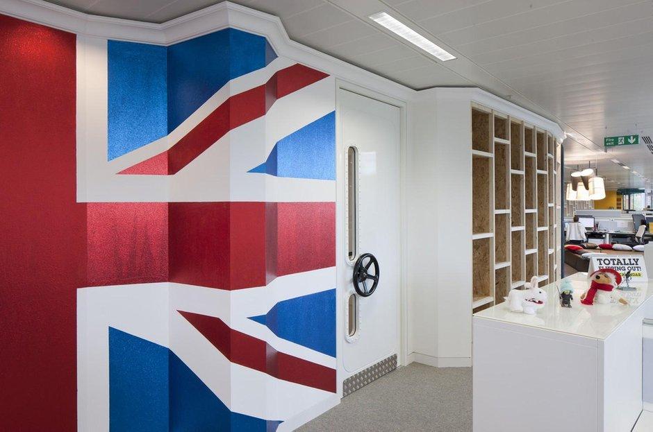 Фотография:  в стиле Эклектика, Офисное пространство, Офис, Дома и квартиры, Проект недели – фото на INMYROOM