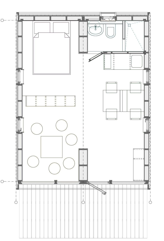 Фотография: Планировки в стиле , Дом, Дома и квартиры, IKEA, Дача – фото на INMYROOM