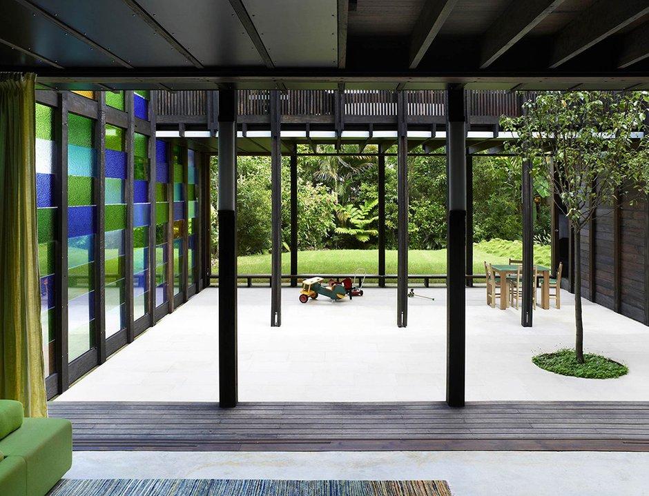 Фотография: Ландшафт в стиле Современный, Декор интерьера, Дом, Дома и квартиры, Архитектурные объекты – фото на INMYROOM