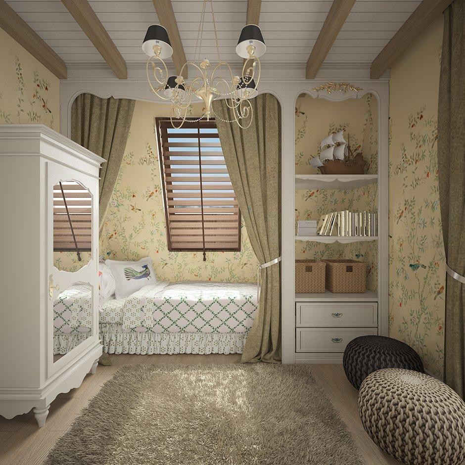 Фотография: Спальня в стиле , Декор интерьера, Дом, Country Corner, Дома и квартиры, Прованс, Проект недели – фото на INMYROOM