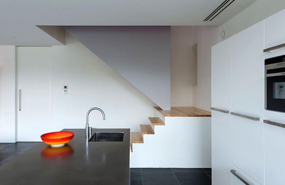 Фотография: Кухня и столовая в стиле Современный, Дом, Дома и квартиры – фото на INMYROOM