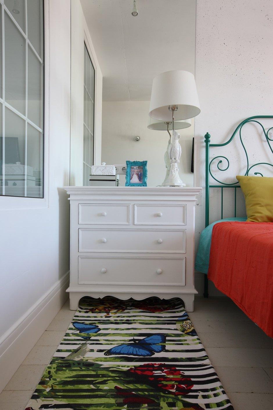 Фотография: Спальня в стиле Прованс и Кантри, Эклектика, Квартира, Проект недели – фото на INMYROOM