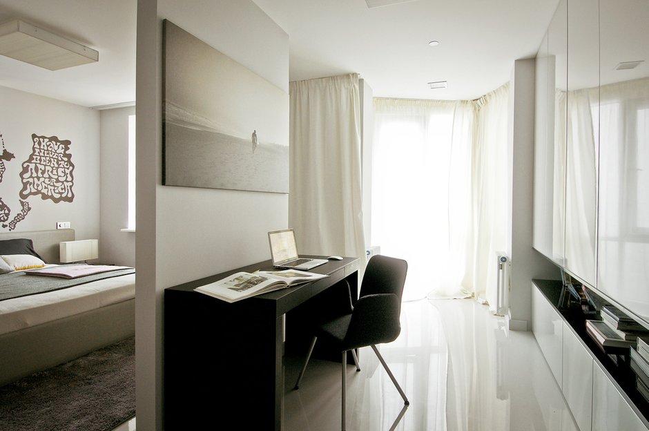 Фотография: Офис в стиле Современный, Квартира, Дома и квартиры, IKEA, Проект недели – фото на INMYROOM