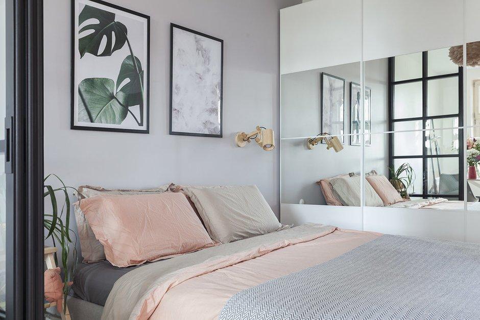 Фотография: Спальня в стиле Скандинавский, Карта покупок, Аксессуары, Декор, Мебель и свет – фото на INMYROOM