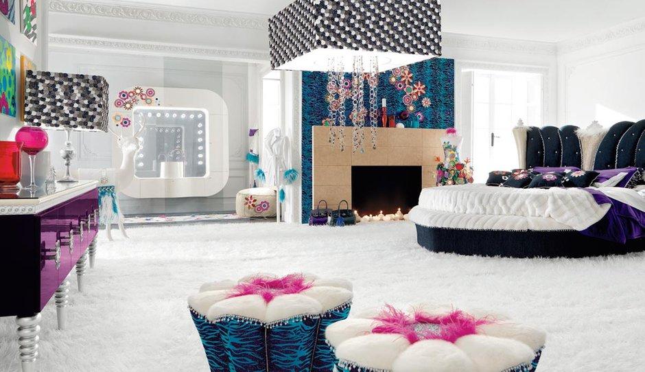 Фотография: Спальня в стиле Классический, Современный, Эклектика, Декор интерьера, Интерьер комнат, AltaModa, Проект недели – фото на INMYROOM
