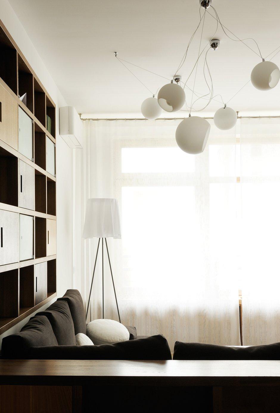 Фотография: Гостиная в стиле Современный, Эклектика, Квартира, Calligaris, Дома и квартиры – фото на INMYROOM