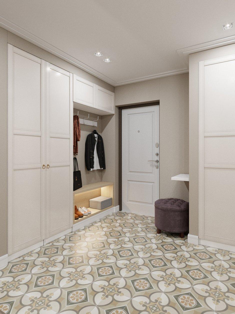 Фотография: Прихожая в стиле Современный, Классический, Проект недели, 1 комната, 40-60 метров – фото на INMYROOM